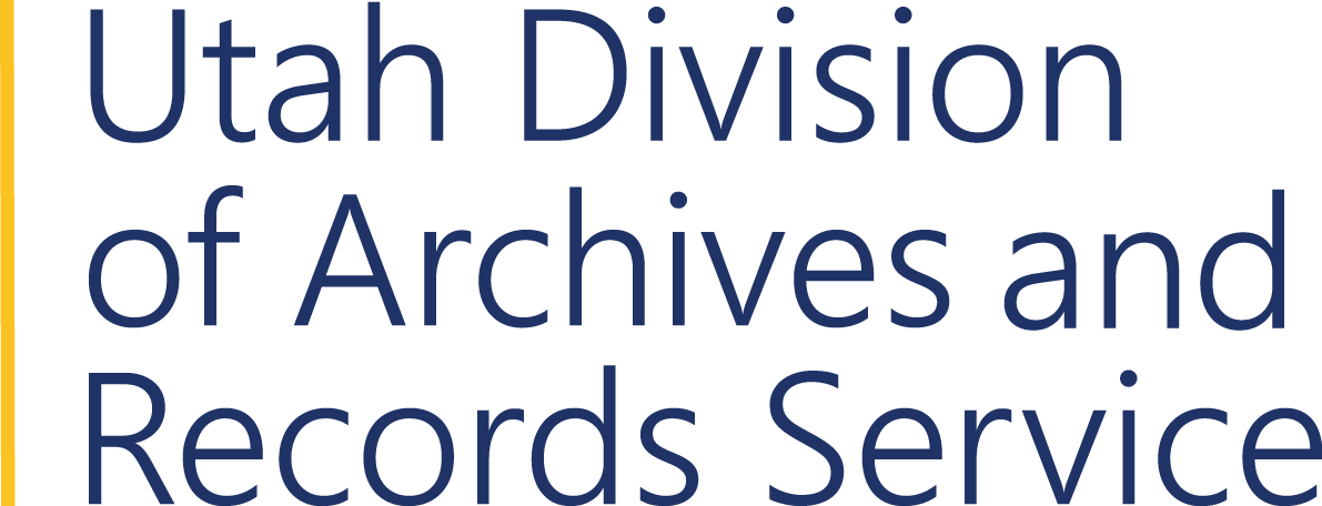 Utah State Archives and Records Service. News from the Archives